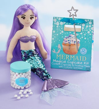 Sea Sparkle Mermaid Gift Set