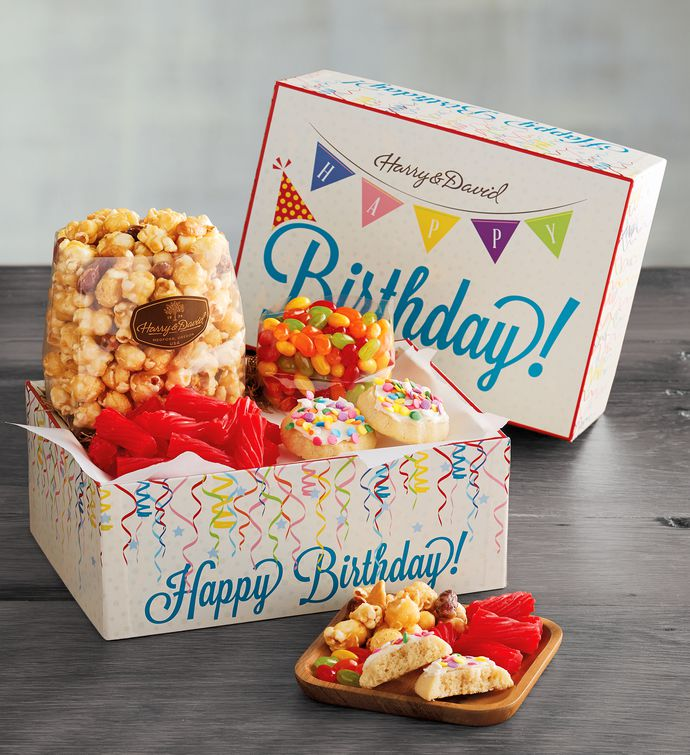 Birthday Sweets Gift Box