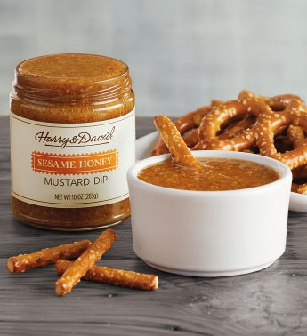 Sesame Honey Mustard Dip