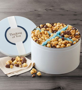 Pick Your Occasion Moose Munch174 Premium Popcorn Tin