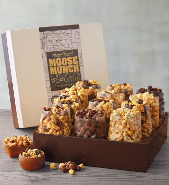 Moose Munch174 Premium Popcorn Ultimate Gift Box
