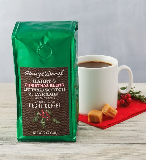 Decaf Harry's Christmas Blend Coffee