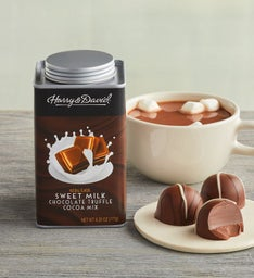 Sweet Milk Chocolate Truffle Cocoa Mix