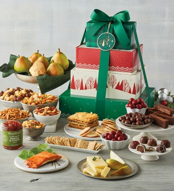 Tower of Treats174 Supreme Holiday Gift