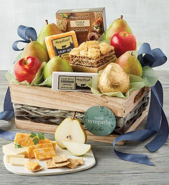 Deluxe Sympathy Gift Basket