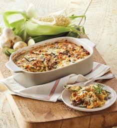 Southern Living Zucchini and Corn Casserole