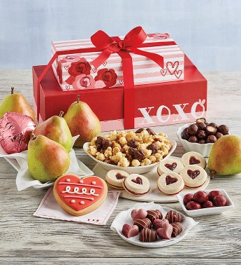 Tower of Treats174 Valentine39s Day Gift