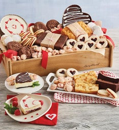 Valentine's Day Bakery Tray