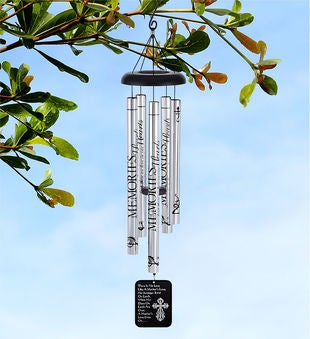 Mother's Love Personalized Wind Chime