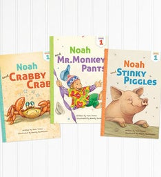 See Me Read 3 Personalized Early Reader Storybooks