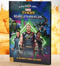 Personalized Thor Storybook