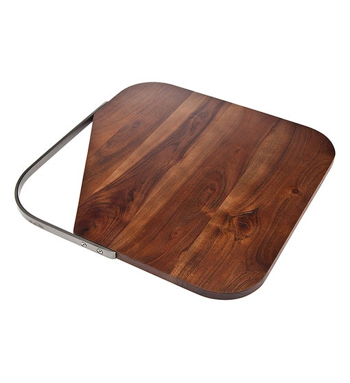 Element Acacia Square Serving/Cutting Board