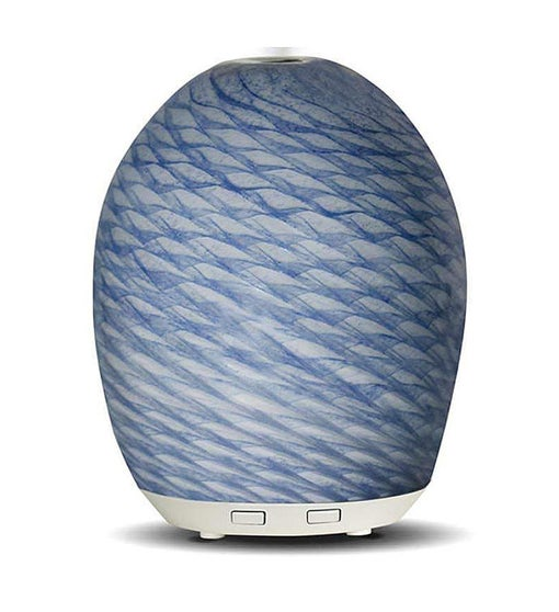 Aegean Hand Blown Glass Aromatherapy Essential Oil Diffuser