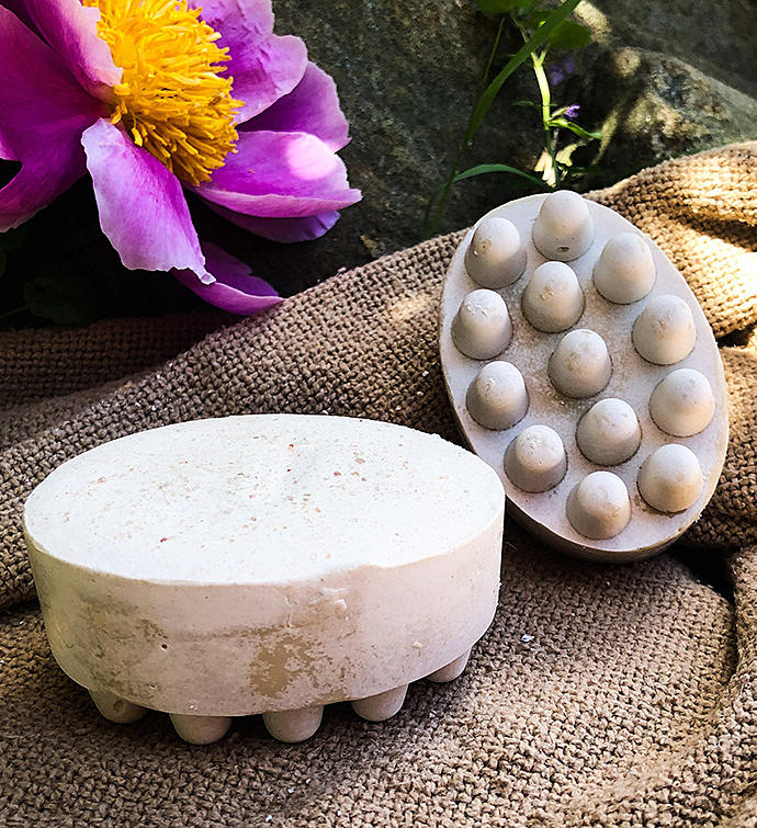 Tea Tree  Eucalyptus Massage Spa Bar