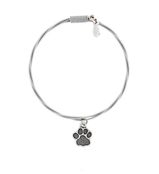 """Who Let The Dogs Out"" - Guitar String Bracelet"
