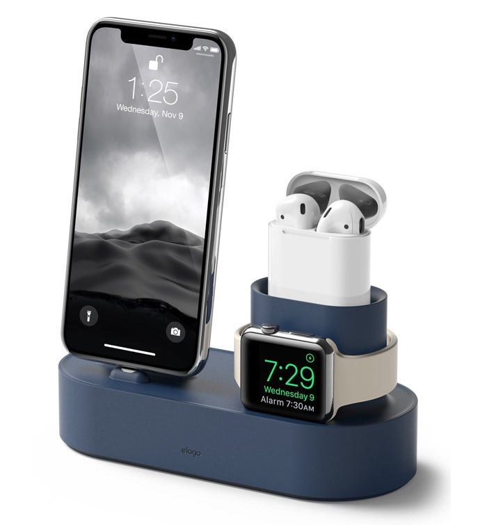 3 In 1 iPhone Charging Organizer Hub