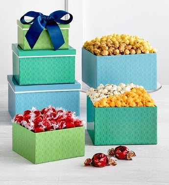 Delicious Occasions 3 Box Gift Tower