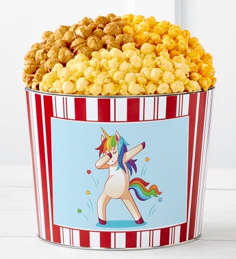Tins With Pop Rainbow Unicorn
