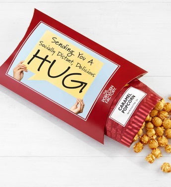 Cards With Pop Socially Distant Hug Sign
